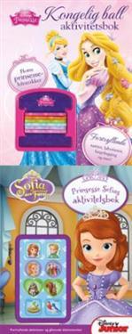 Disney prinsesseaktiviteter