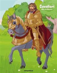 Cavalieri Libro Da Färgare 1 - Nick Snels - böcker (9781983676512)     Bokhandel