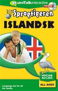 Mina första ord. Isländska