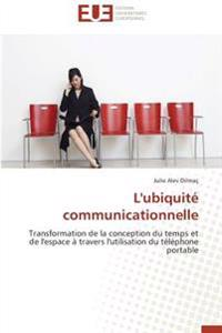 L'ubiquité communicationnelle