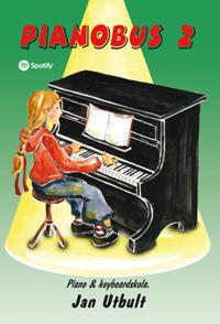 Pianobus 2 : nybörjarskola för piano & keyboard