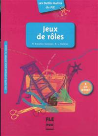 Jeux de roles. Des outils pratiques pour animer la classe / Buch mit Kopiervorlagen