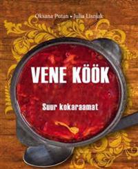 Vene köök. suur kokaraamat