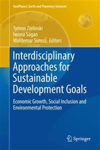 Interdisciplinary Approaches for Sustainable Development Goals