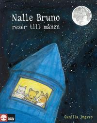 Nalle Bruno reser till månen