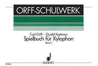 Spielbuch Fur Xylophone - One Player: German Text