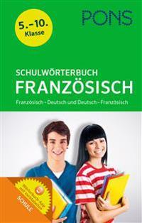 PONS Schulwörterbuch Französisch