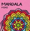 Mandala mini (rosa)