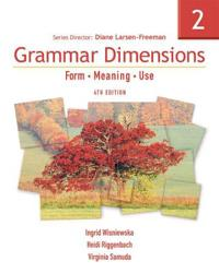 Grammar Dimensions 2