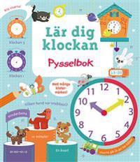 Lär dig klockan : en pysselbok om tid
