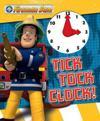 Fireman Sam Tick Tock Clock