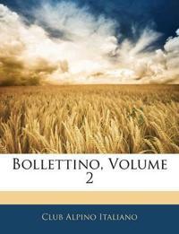 Bollettino, Volume 2