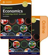 Complete Economics for Cambridge Igcse and O Level + Online Student Book