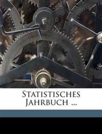 Statistisches Jahrbuch ...