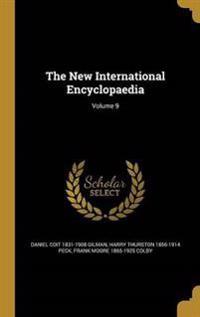 NEW INTL ENCYCLOPAEDIA V09