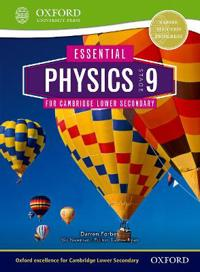 Essential Physics for Cambridge Lower Secondary Stage 9