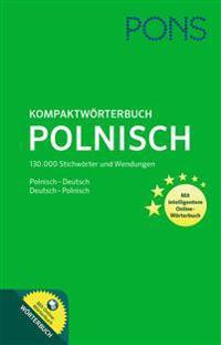 PONS Kompaktwörterbuch Polnisch