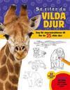 Så ritar du vilda djur