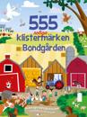 555 roliga klistermärken : bondgården