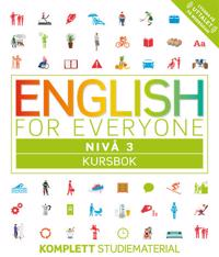 English for everyone Nivå 3 Kursbok
