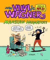 Viivi ja Wagner 21 - Maasian munatoti