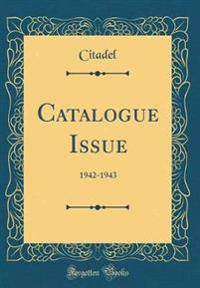 Catalogue Issue
