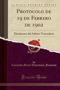 Protocolo de 19 de Febrero de 1902