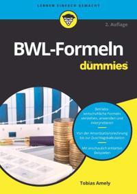 BWL-Formeln fur Dummies