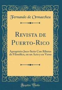 Revista de Puerto-Rico