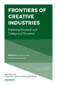 Frontiers of Creative Industries