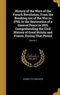 HIST OF THE WARS OF THE FRENCH