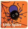 Little Spider: Finger Puppet Book