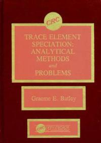 Trace Element Speciation