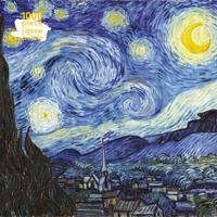 Van Gogh: Starry Night Jigsaw: 1000 Piece Jigsaw Puzzle