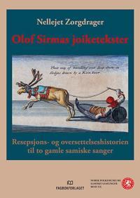 Olof Sirmas joiketekster - Nellejet Zorgdrager | Ridgeroadrun.org