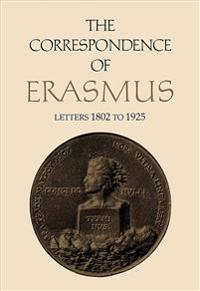 The Correspondence of Erasmus
