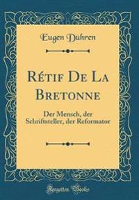 R tif de la Bretonne