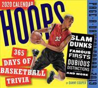 Hoops 365 Days of Basketball Trivia! 2019 Calendar