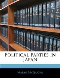 Political Parties in Japan