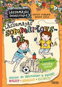 LasseMajas sommarlovsbok. Vallebyspelen