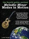 Melodic Minor Modes In Motion - The Nocelli Guitar Method