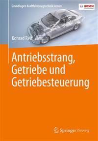 Antriebsstrang, Getriebe Und Getriebesteuerung