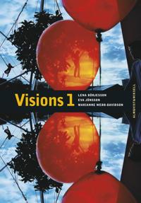 Visions 1 Allt-i-ett bok + cd