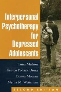 Interpersonal Psychotherapy for Depressed Adolescents