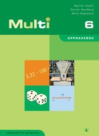 Multi 6 - Bjørnar Alseth, Gunnar Nordberg, Mona Røsseland pdf epub