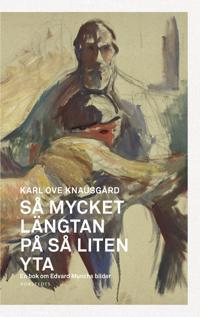 Så mycket längtan på så liten yta : en bok om Edvard Munchs bilder