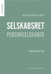 Selskabsret - Kompendium 2018