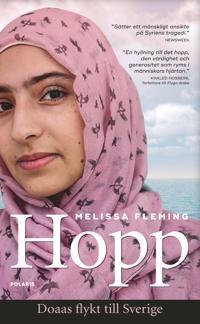 Hopp : Doaas flykt till Sverige