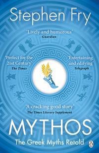 Mythos - Stephen Fry - pocket (9781405934138)     Bokhandel