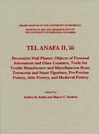 Tel Anafa II, iii